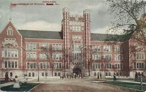 Schools – Public – Chicago History In Postcards