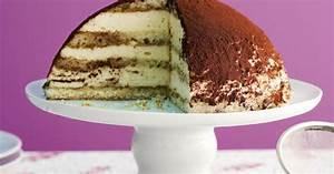 Tiramisu Kuppel Torte Rezept Küchengötter