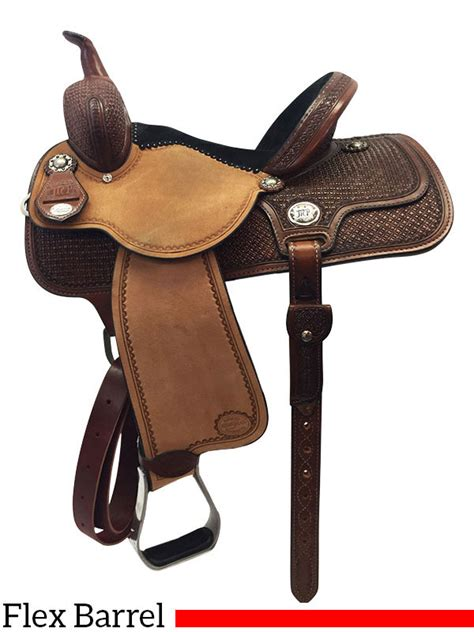 barrel molly powell reinsman saddle pad
