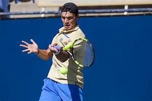 No. 6 men's tennis blanks BYU 7-0 despite absence of key ...