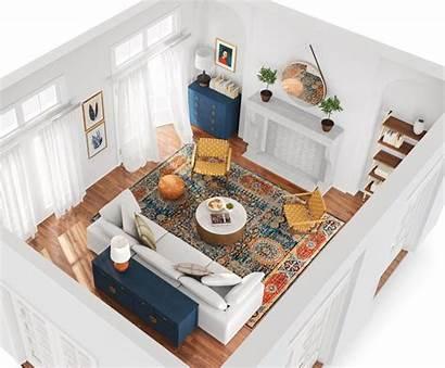 Interior Living Modsy Service Designs Plan Redesign