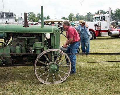 Steam King Silver Prairie Threshers National Association