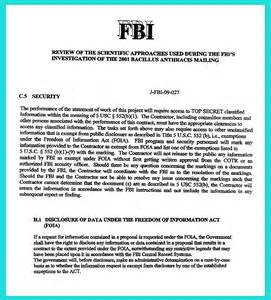 FBI Documents