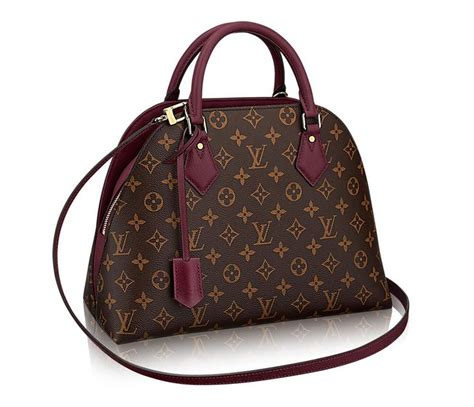 louis vuitton alma bag ideas  pinterest louis