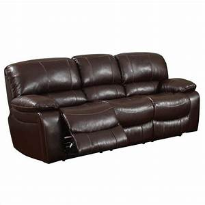 global furniture usa leather reclining sofa sofas in With leather sectional sofa usa