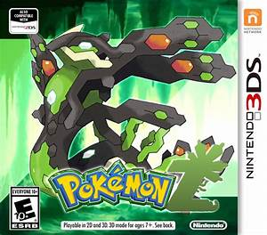 Pokemon Z Edition Cover TO PRINT
