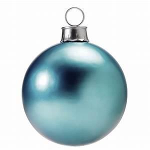 Boule De Noel Bleu : d co boule de no l 60 cm bleu polaire d coration chez decowoerner ~ Teatrodelosmanantiales.com Idées de Décoration