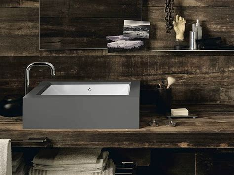Corian Basin Design by Dupont Corian 174 And Versatility In Materials