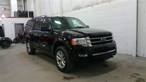 ford expedition max limited  ecoboost power
