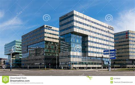 edifici per uffici edifici per uffici a amsterdam zuidoost olanda immagine