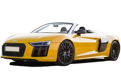 Audi Car : Audi R8 Spyder Convertible Review