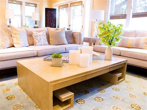 how to decorate a small livingroom small living room design ideas and color schemes hgtv