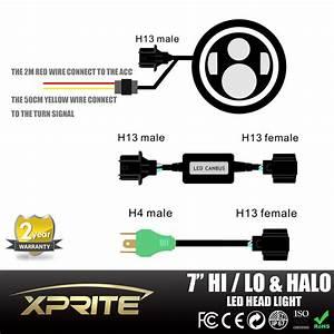 B2c639 Led Headlight Wiring Diagram
