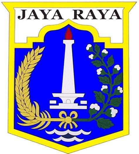 logo jakarta lambang jakarta jaya raya logo dki jakartajpg