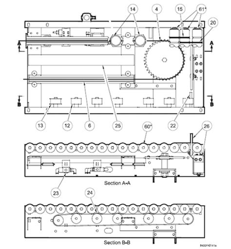 conveyor and parts accuglide idler parts