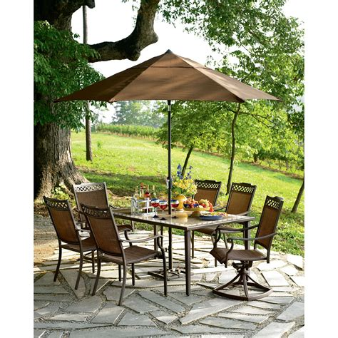 country living brookshire umbrella