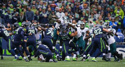 seahawks offensive  survives eagles game