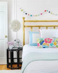 Idee Deco Tete De Lit : 45 exemples de t te de lit originale en styles diff rents ~ Melissatoandfro.com Idées de Décoration