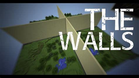 minecraft  walls pvp survival youtube