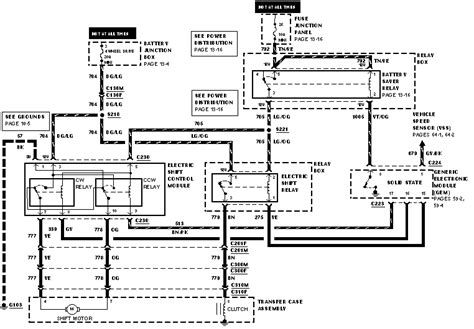 2001 Ford Ranger 4x4 Wiring Diagram by 1999 Ford Ranger 107 000 Mi 4x4 Worked Great A Few