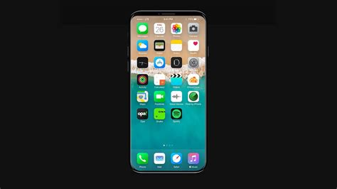 Ios 13 Wallpaper Tweak by Iphone 8 With Ios 11 New X Edition Dual Rear
