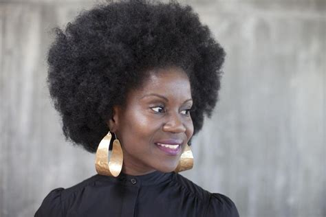 Chemical-free Black Hair Is Not Simply A Trend