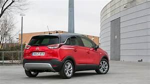 Opel Crossland Ultimate : prueba opel crossland x 2018 nuevo rumbo ~ Medecine-chirurgie-esthetiques.com Avis de Voitures