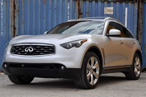 2014 Infiniti Fx35 Performance Review  2017  2018 Best