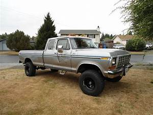 1979 Ford F150 Supercab