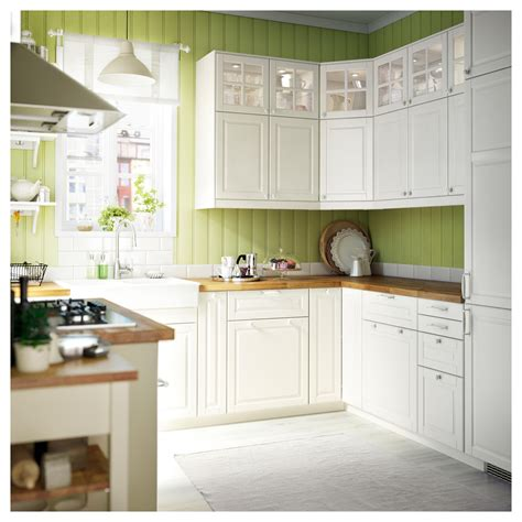 ikea küche bodbyn bodbyn door white 40x80 cm ikea