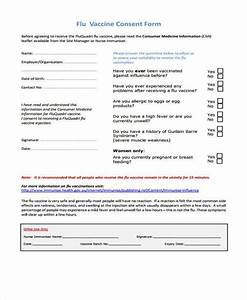 7 sample vaccine consent forms free documents in word pdf With vaccination consent form template