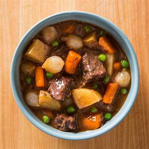 Best Beef Stew America's Test Kitchen