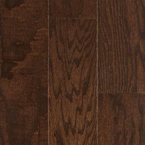 """12"""" X 5"""" Chocolate Red Oak Engineered  Schön Engineered"""