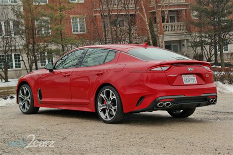 kia stinger gt awd review webcarz