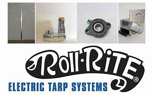 Roll Rite Tarp Parts  Arms  Motors  Switches Sale  Dealer