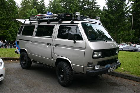 volkswagen syncro spotted vr6 syncro vanagon the car hobby vw westy