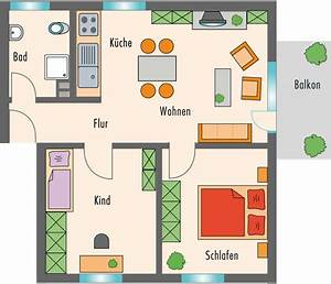 Wohnung Grundriss Zeichnen : grundriss wohnung zeichnen ~ Markanthonyermac.com Haus und Dekorationen
