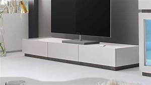 Tv Lowboard Weiß Matt : tv board rex lowboard fernsehschrank in wei matt lack und ~ Pilothousefishingboats.com Haus und Dekorationen