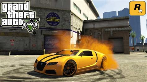 gta  tuning gold super adder bugatti veyron ps xbox  youtube