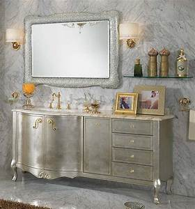 Vanity bathroom sets vintage look bathroom vanities for Classic vanities bathrooms