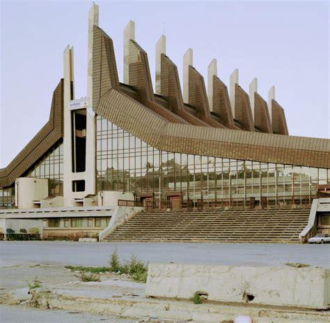Bauliches Erbe Sowjetarchitektur Als Hommage An Die