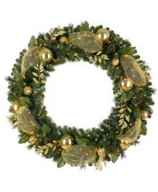 decorating your tree with wreaths and garlands