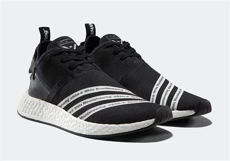 White Mountaineering x adidas NMD R2 Due To Release Soon ...