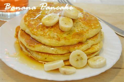 pancakes ideas banana pancakes recipe healthy breakfast ideas