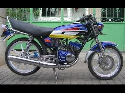 Modif Rx King Gagah by Cah Gagah Modifikasi Motor Yamaha Rx King Velg