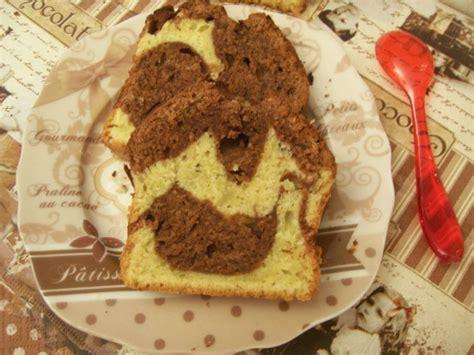 cake marbr 233 au chocolat au lait anneauxfourneaux
