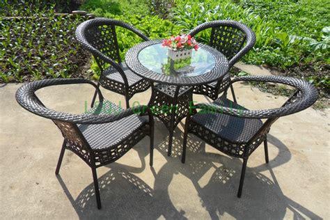 ensemble patio en rotin patio ext 233 rieur meubles en rotin meubles de jardin en