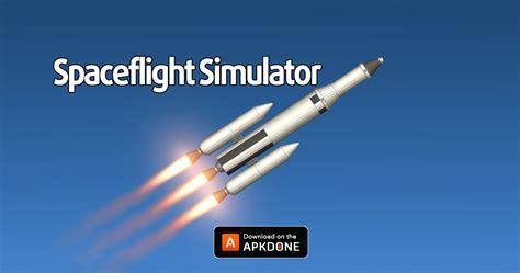 spaceflight simulator mod apk   unlimited