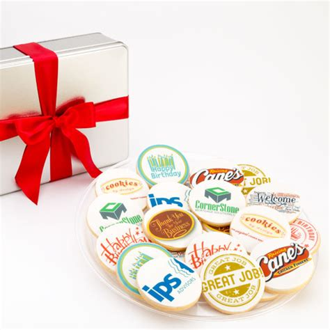 cookies by design the perfectly professional corporate gift is here