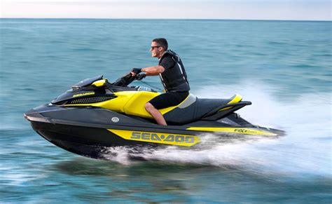 2016 Sea-doo Rxt 260 Review